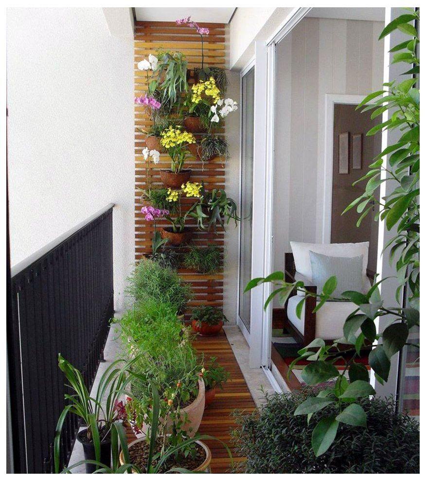 balkon bahçe dekorasyonu nasıl yapılır